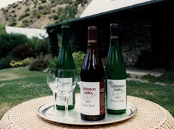 Gibbston Valley wine photo