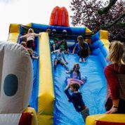 GWFF 14 Bouncy Castles Kids Area
