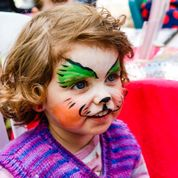 GWFF 2014 Face Painting2